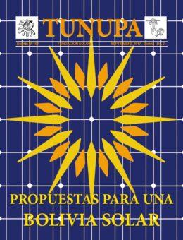 Estado de situación de la energía solar en Bolivia