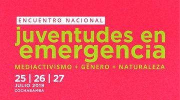 Encuentro Juventudes en Emergencia
