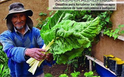 Webinar: Soberanía Alimentaria en Bolivia