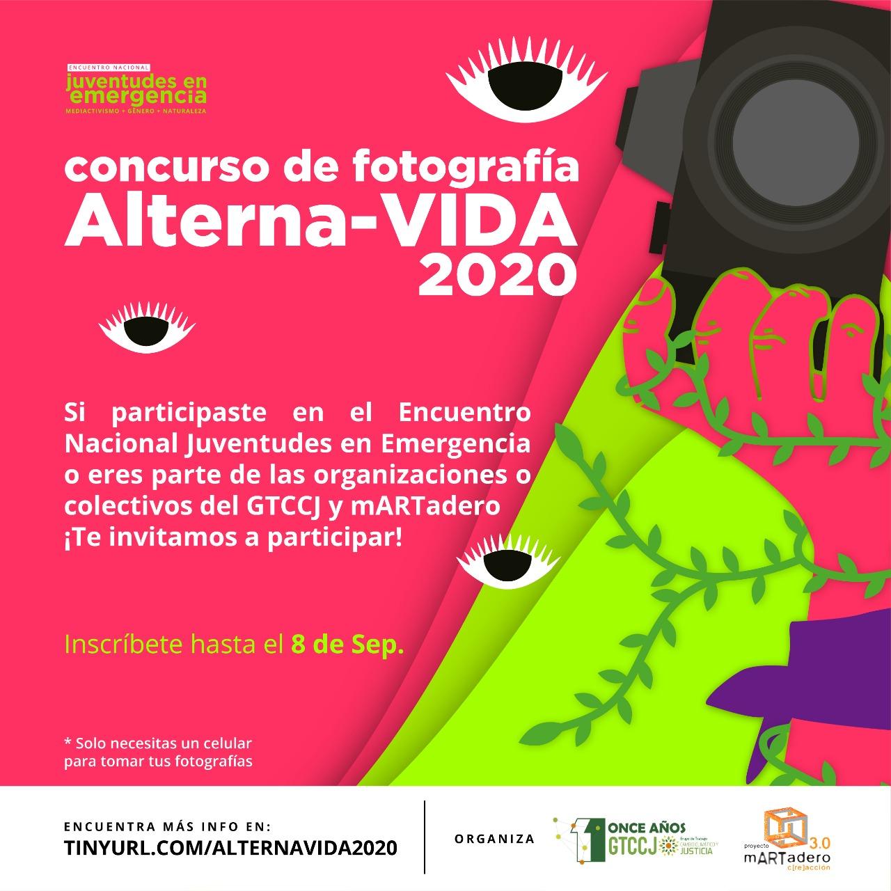 Concurso fotografia 2020