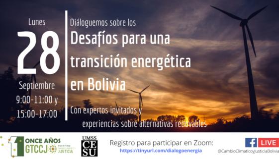 Taller Desafíos de la transición energética