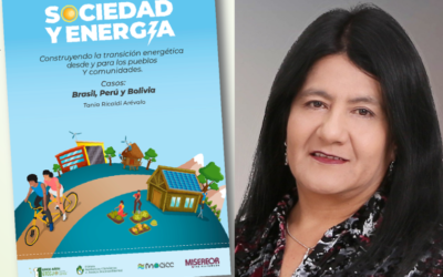 Entrevista con Tania Ricaldi sobre la transición energética popular y una energía justa