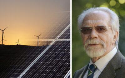 """""""La transición energética es una necesidad, no una elección libre"""": Francesco Zaratti"""