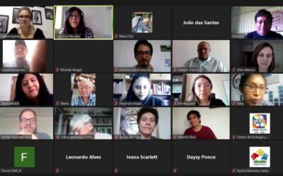 Periodistas de Perú, Brasil y Bolivia se capacitan en transición energética popular y justa