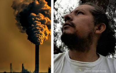 """""""2020: Lamentablemente ha sido un año bastante negativo en términos de cambio climático para Bolivia"""""""