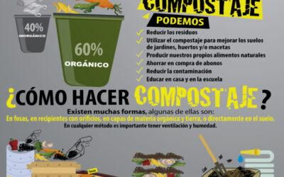 Aprendamos del compostaje