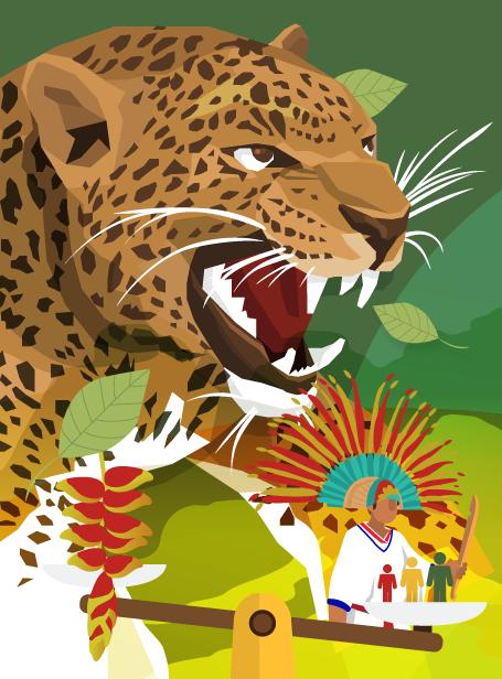 Uno de los retos más grandes frente a la crisis climática es construir alternativas al extractivismo que apunten a arrancar la lógica antropocéntrica de la sociedad que sostiene un modelo de desarrollo depredador. El GTCCJ apoya iniciativas que amplifiquen procesos alternativos con enfoque de derechos humanos y derechos de la naturaleza de la mano con sus instituciones miembros, organizaciones sociales, indígenas y colectivos ciudadanos.